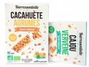 barressentielles cacahuètes agrumes