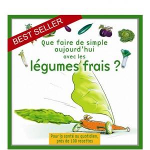 Livre de recette légume frais