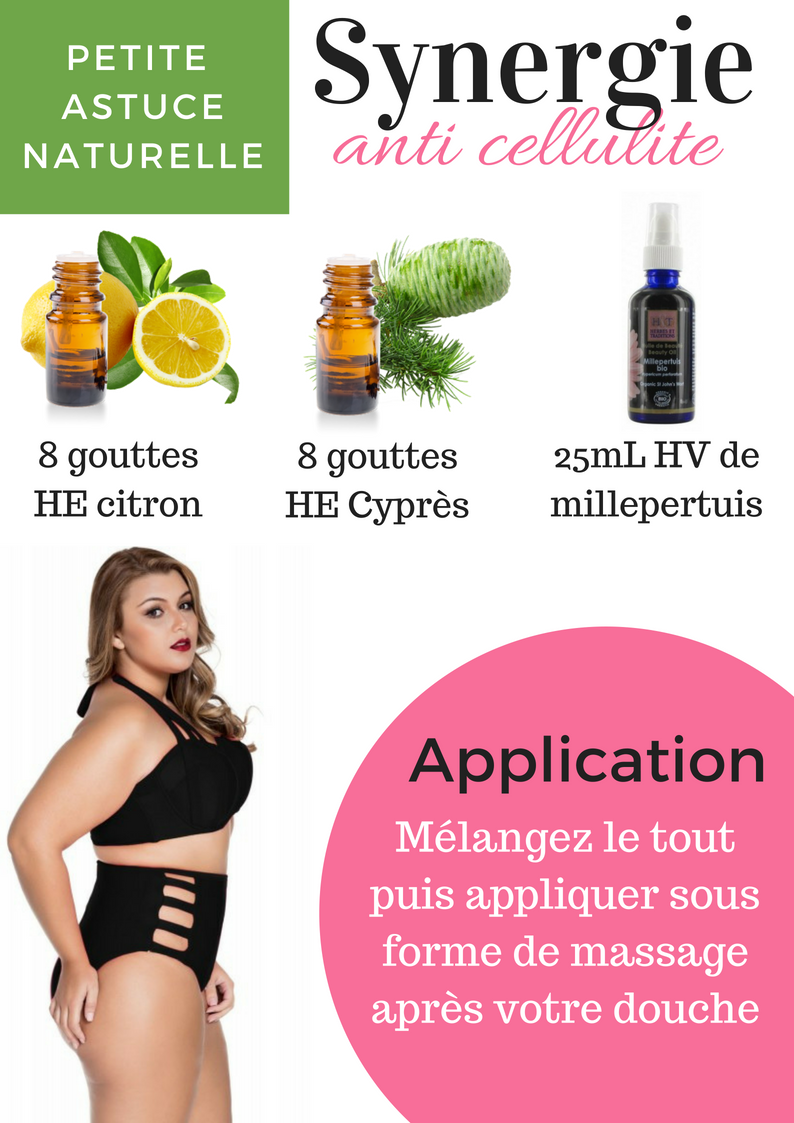 Anti cellulite naturel